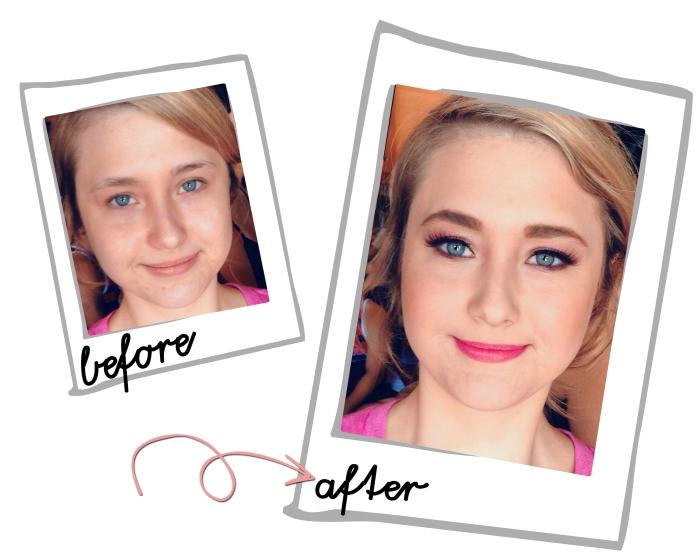 before and aftr elannas sister