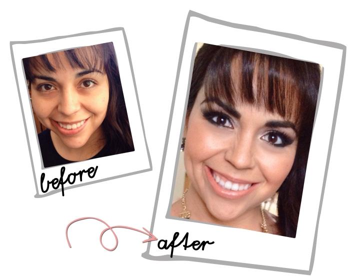before and after mayra Avila