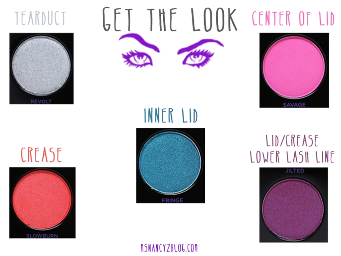ud electric get the look