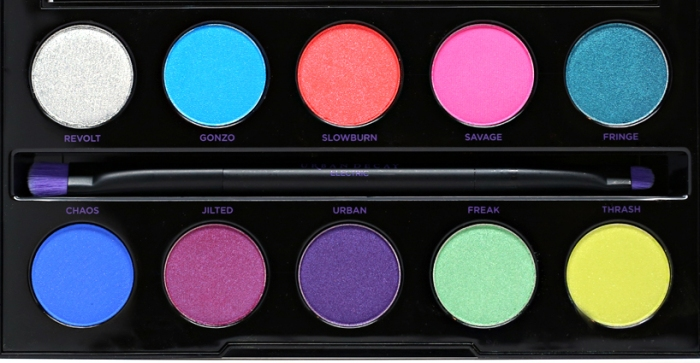 ud palette electric