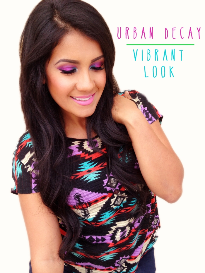 vibrant look urban decay