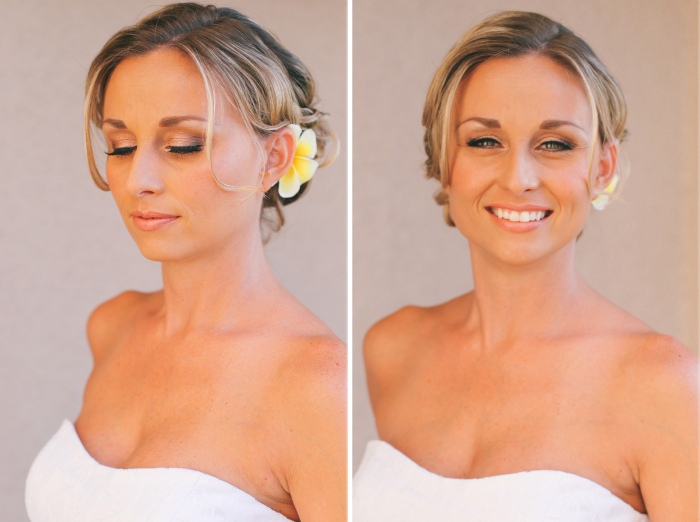 bridal makeup brandy