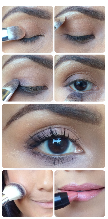 step by step mothers day look